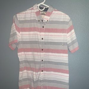 Men's Vans button down.